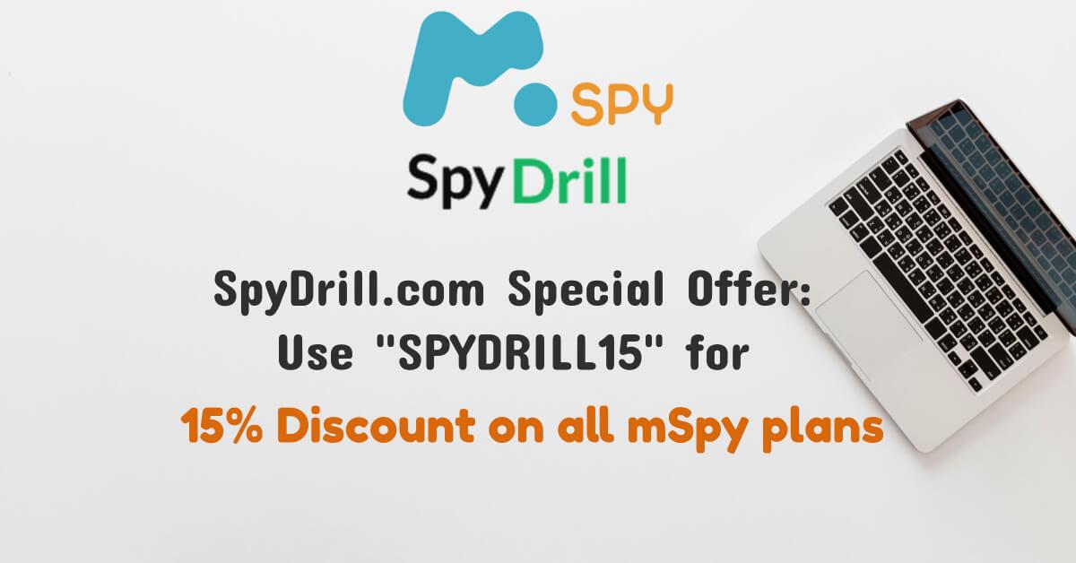 mSpy Discount code