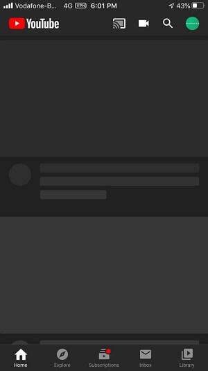 YouTube Blocked on Kids iPhone