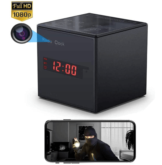 FUVISION hidden speaker camera