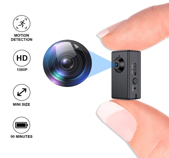 best mini spy camera by fuvision