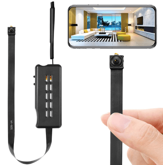 goospy wireless spy camera