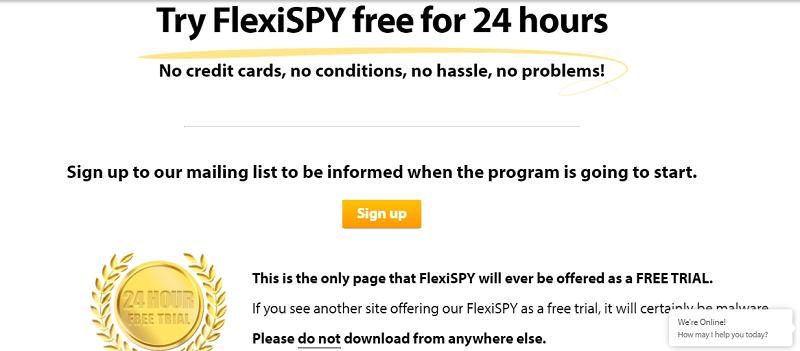 flexispy free