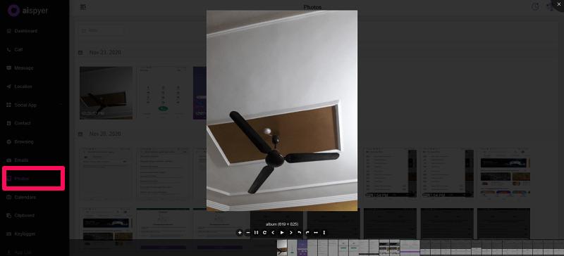 photos monitoring
