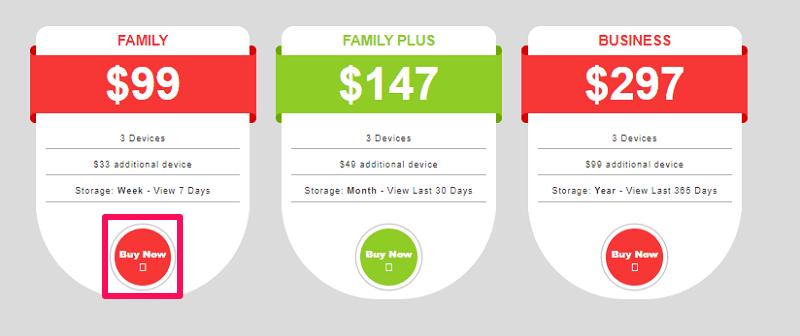 pricing plans pctattletale