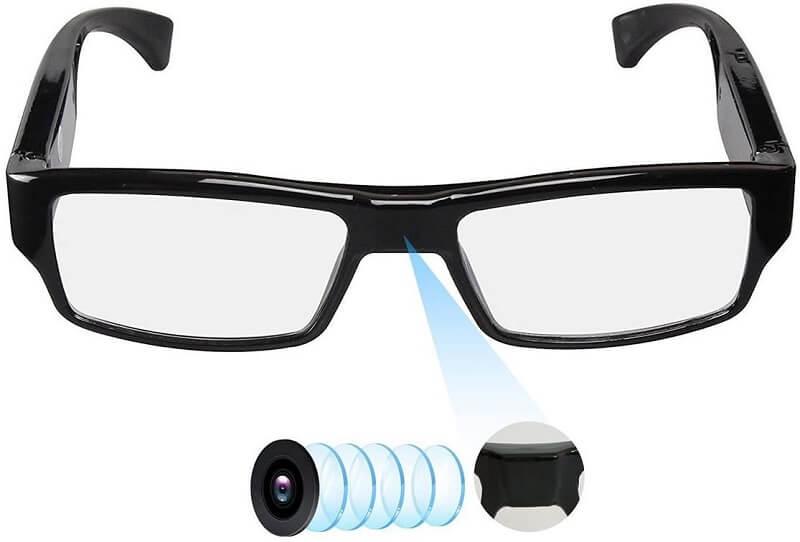 hereta spy camera glass