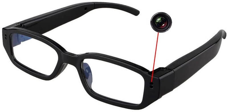 rebro hidden camera glasses