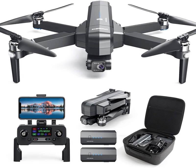 deerc de22 drone